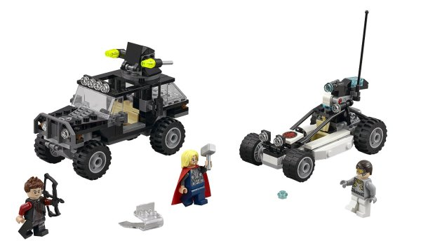 Avengers Hydra Showdown Lego Set – Not Just For Kids Anymore #marvel #lego