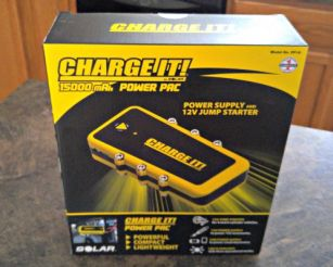 Never Feel Stranded with this Power Supply and Jump Starter from Clore Automotive, this is an amazing gadget that can protect you and help jumpstart your battery when you need it. Also use it to power devices, perfect for anyone's emergency kit, or in your vehicle. Check out the review.