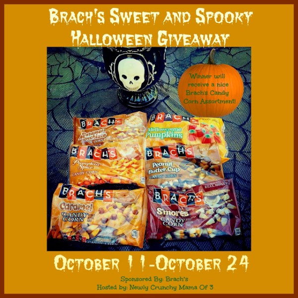 Brach's Candy Corn Prize Package Ends 10/24