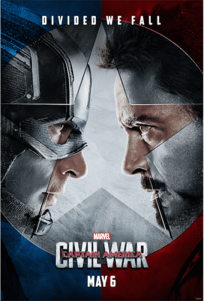 Captain America: Civil War Trailer from Marvel – It is Epic!