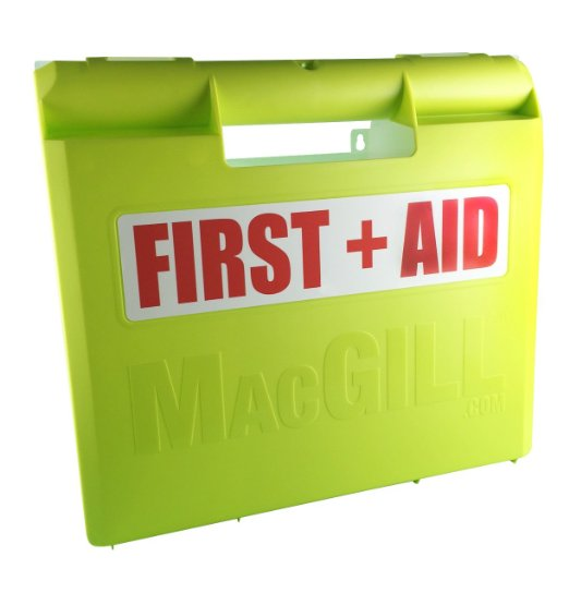 MacGill's First Aid Kit - How did it fare? Check out this First Aid Kit Review from MacGill Is it the first aid kit for you?