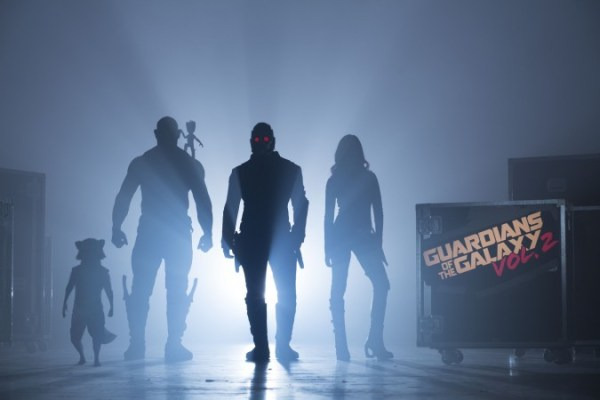 Guardians of the Galaxy Vol. 2 Starts Production