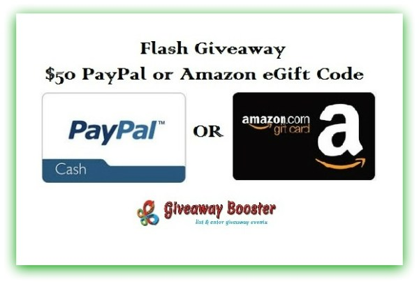 $50 USD Paypal Cash or Amazon Gift Card Ends in 3 days! Good Luck from Tom's Take On Things
