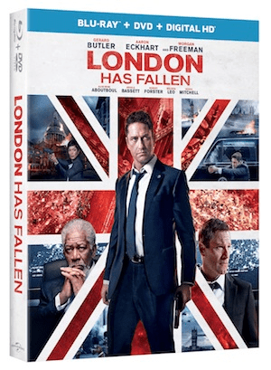 London Has Fallen on Blu-ray June 14