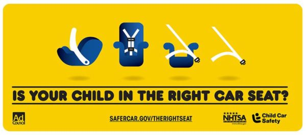 Picking the right Car Seat and keeping your Child safe