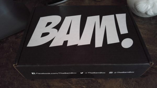Do you like being surprised? The Bam Box is for you then!