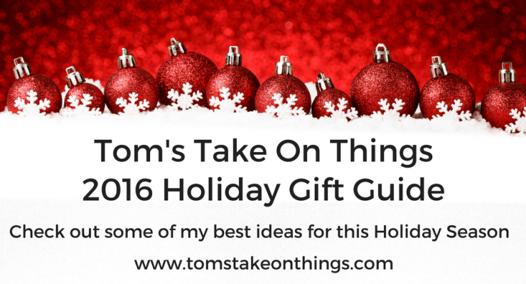 Check out my 2016 Holiday Gift Guide ~ More to Come