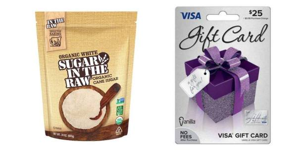 Giveaway Ends June 1st - Win a $25 Visa Gift Card