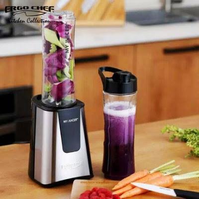 My Juicer II Personal Blender & Smoothie Maker Giveaway Ends 6/30