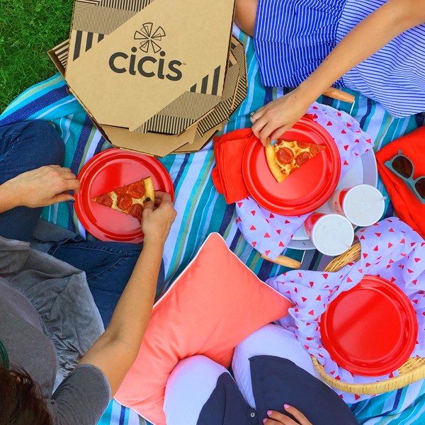 Win a $150 Cicis Pizza and a $150 Visa Gift Card and more