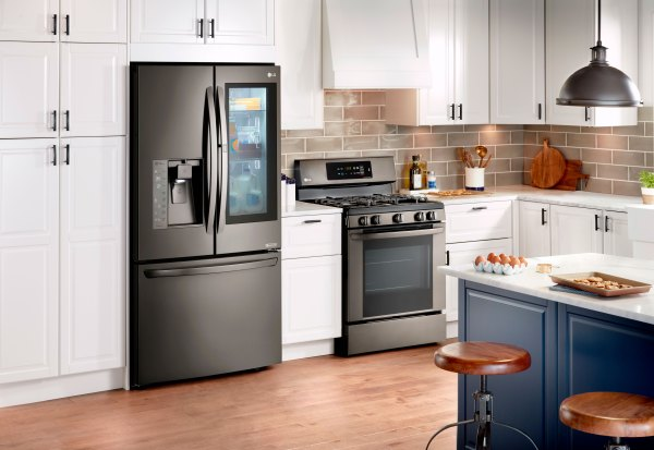 LG and Best Buy can give you the kitchen of your dreams