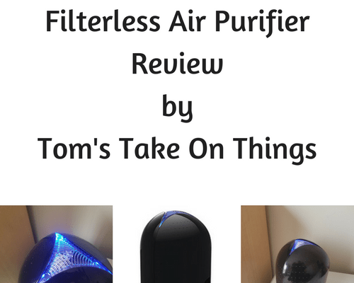 Enjoy the air you breath at home with this Air Purifier from Airfree