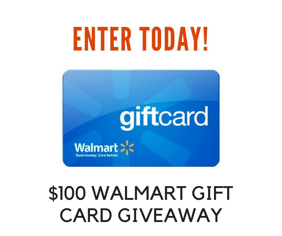 100 Walmart Gift Card Giveaway Event Toms Take On Things