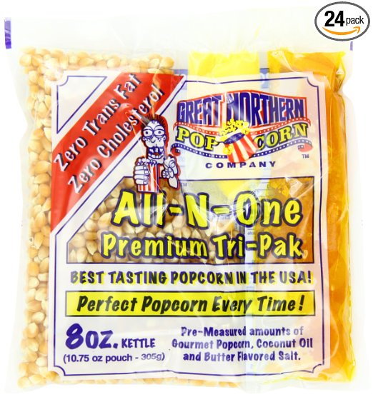 Get to Popping! National Popcorn Day ~ January 19th
