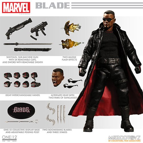 Blade One:12 Collective Action Figure ~ Pre-Order Now Comes out in November