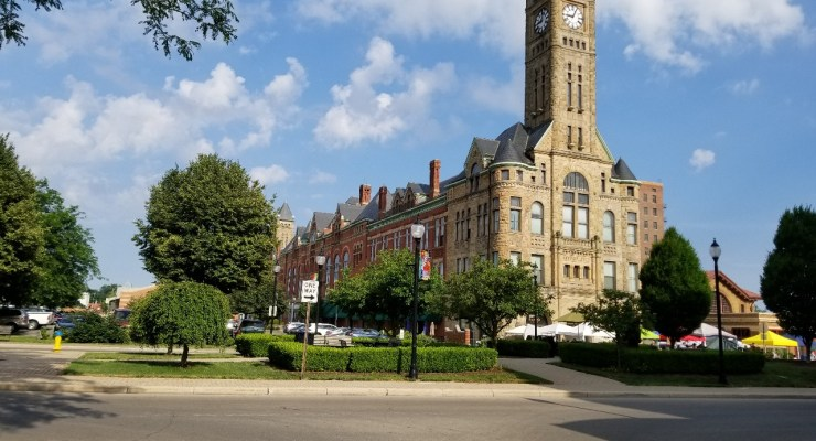 Springfield, Ohio is a gem destination in the heart of the Buckeye State #findyourunwind