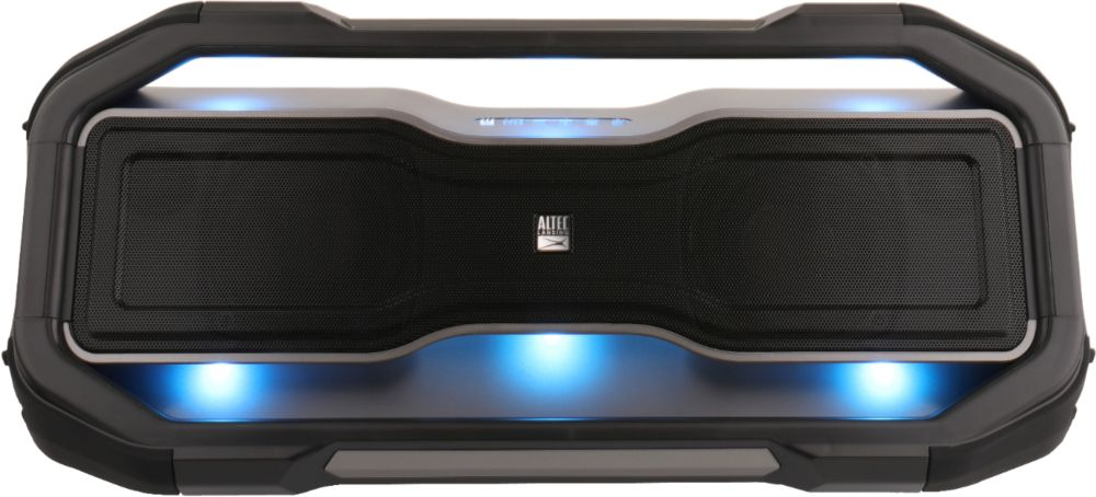 Altec Rockbox XL makes listening to music exciting