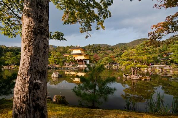 Il Kinkaku-ji a Kyoto