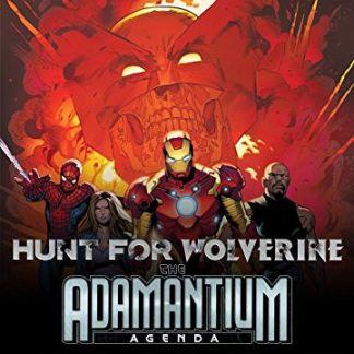 Hunt for Wolverine: Adamantium Agenda