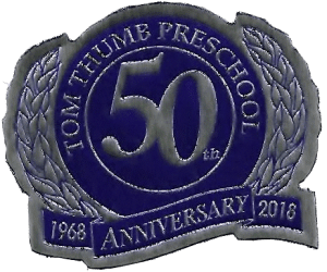 tom thumb preschool 50 year anniversary