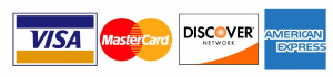 icon of major credit cards
