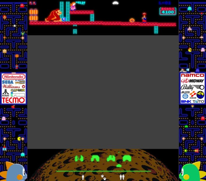 Build A Mame Cabinet Cheap Decorating Interior Of Your House