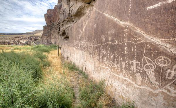 古代の壁画