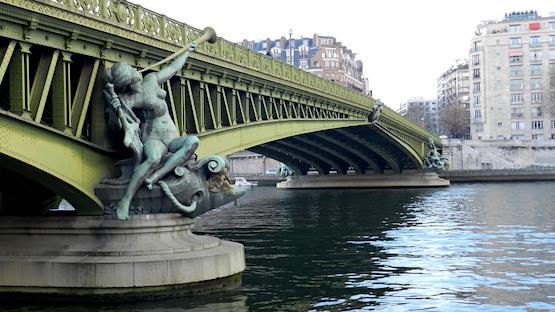 ミラボー橋