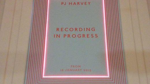 PJHarvey Recording