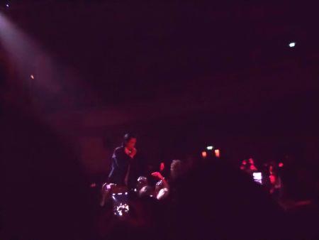 Nick Cave GR3