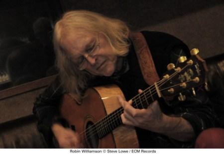Williamson ecm chitarra
