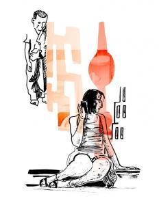 Testo Nick Cave Girl In Amber Traduzione