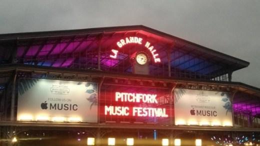 Pitchfork Music Festival Paris 2016