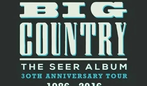 big country @ under the bridge articolo