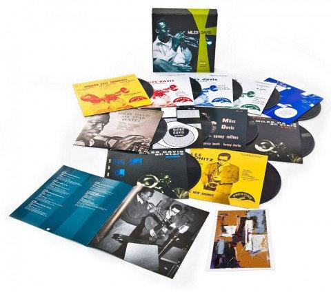 Migliori ristampe jazz 2016 Miles Davis