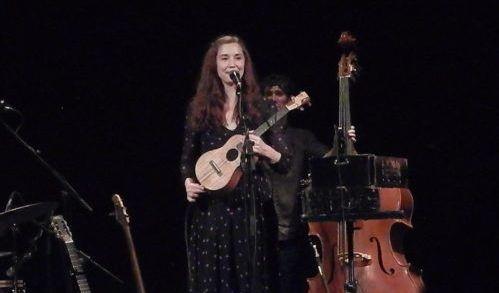 Lisa Hannigan, Bologna   recensione concerto
