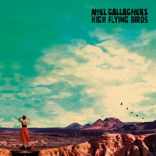 Noel Gallagher's High Flying Birds - Who Built the Moon? Recensione