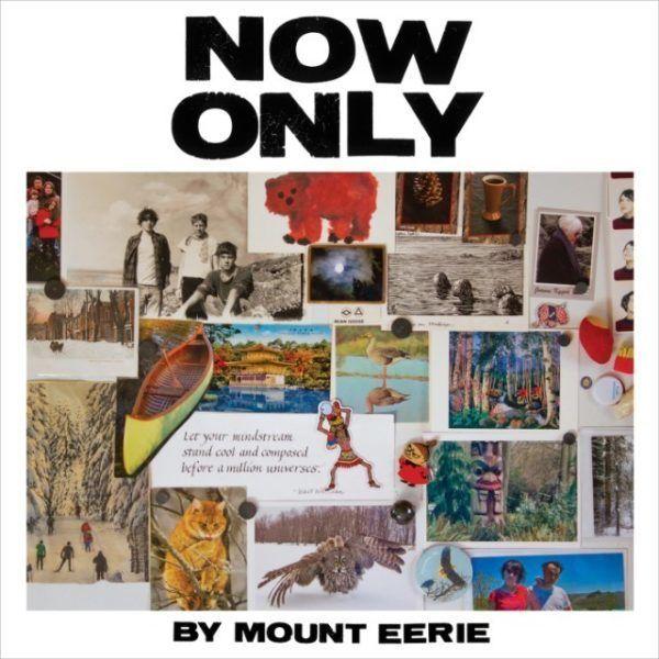 Mount Eerie - Now Only | Recensione album