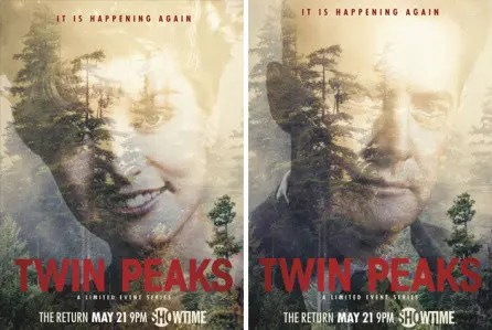 David Bowie e Twin Peaks