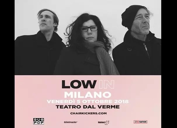 Low - Concerto Milano, 6 ottobre 2018 - Tomtomrock