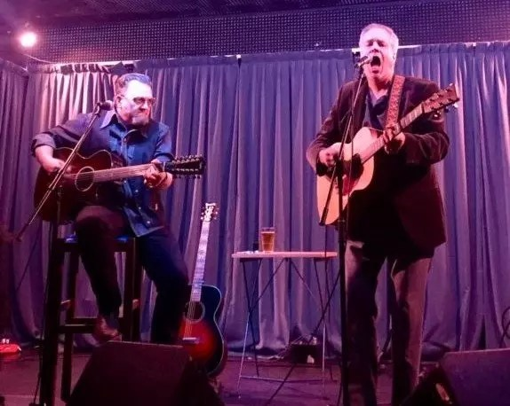 Dan Stuart & Tom Heyman live at Raindogs | Recensione concerto|