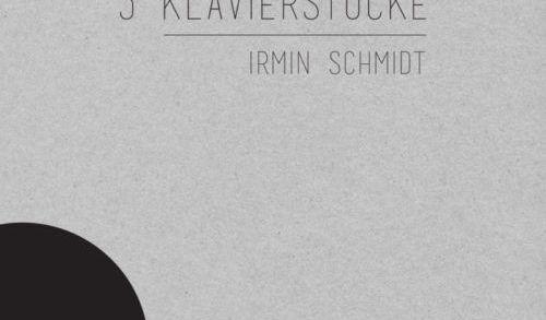 Irmin Schmidt - Klavierstücke