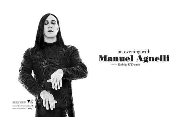 An Evening With Manuel Agnelli | Tomtomrock