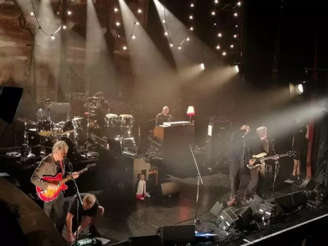 The Good, The Bad And The Queen Le Trianon