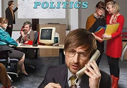 The Divine Comedy - Office Politics Recensione