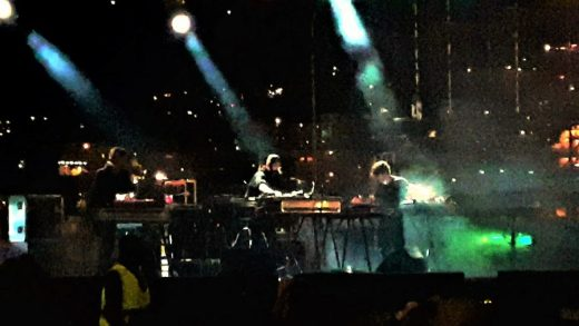 Concerto: Iosonouncane @ Arena del Mare, Genova