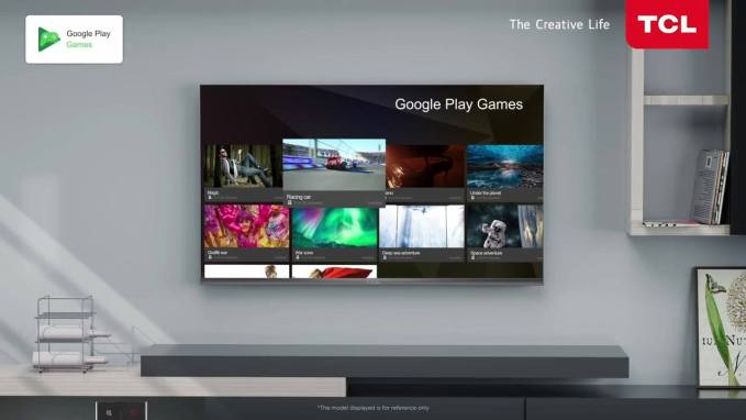 Image result for TCL 43″ S6500 Smart Android TV