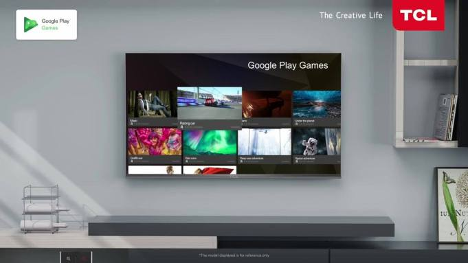 "Image result for TCL 40"" S6500 Smart Android TV"