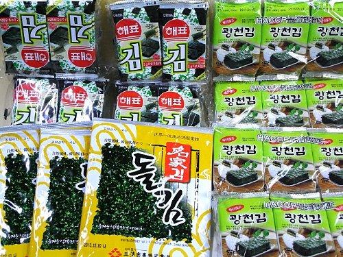 韓国海苔 おすすめ