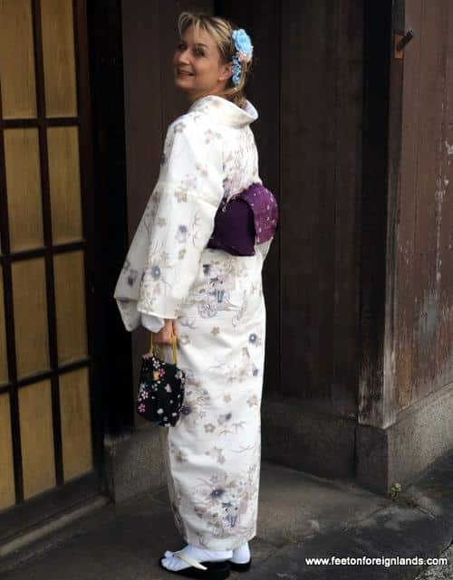 オーストラリア人-着物-体験-京都-外国-人-家族